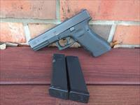 Glock 17 Gen 3 9mm used, (2) 17 Rd Mags, Night Sights, Good Condition FREE LAYAWAY