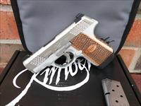Kimber EVO SP Stainless Raptor 9mm 2-7 Rd Mags Tritium Night Sights Aluminum Frame Stainless Slide CONCEALED CARRY IN STYLE New In Box Striker Fired FREE LAYAWAY!!