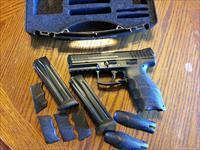Heckler & Koch VP9, 9mm, NIB, 2 Mags, Striker Fired