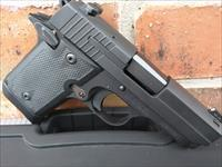 Sig Sig Sauer P938-9-BSS-AMBI 9mm, NIB,Luminescent night sights, 1-6rd flush and 1-7rd extended mag, ON SALE!! FREE LAYAWAY