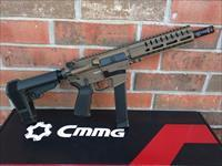 CMMG Banshee 300 MK10 AR 15 Pistol 10mm Burnt Bronze 8