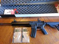 Diamondback AR 15 AR15 DB15-CCB & Magpul MBUS Flip Up Front & Rear Sights NIB Alum Quad Rail LIFETIME WARRANTY 223/5.56 30 Rd