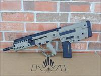 "IWI TAVOR X95-XFD16 AR15 AR 15 Type BullPup 5.56 NATO Takes AR 15 Magazines FLATTOP 16"" BULL-PUP FDE Ambi Controls 1-30 Rd Mag NEW IN BOX"