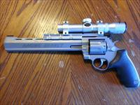 "Taurus RAGING HORNET, 22 Hornet, Like New, 8 Shot, 10"" Barrel, Stainless, Scope, Price Lowered!!"