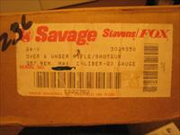 Savage 24V Combo Gun -  .357 Maximum \ .20 Gauge