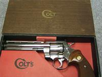 "Colt Python 6"" Nickle Unfired"