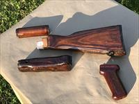 Authentic Russian AKM Laminate Wood Stock Set (13)