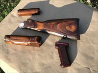 Authentic Russian AKM Laminate Wood Stock Set (15)