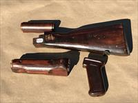Authentic Russian AKM Laminate Wood Stock Set (11)