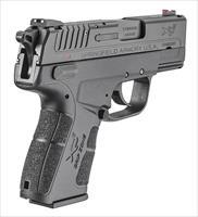 Springfield XD-E - New Hammer Fired Pistol w/Safety Decocker - PRESALE ONLY