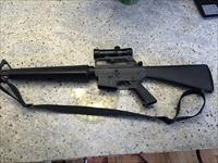 COLT  SP1 5.56 AR15 WITH COLT 3X20 SCOPE
