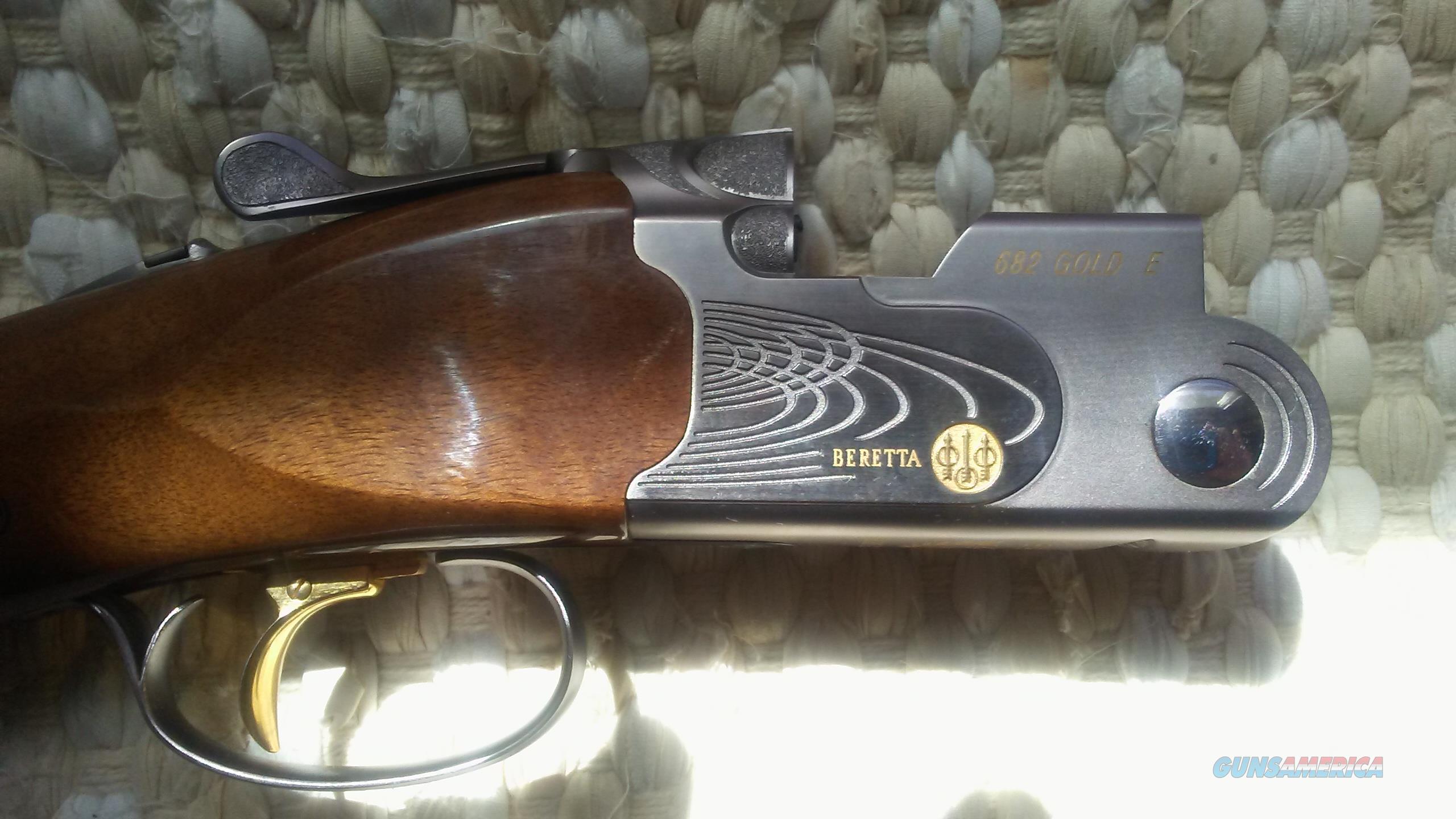 Beretta 682 Gold E Sporting For Sale