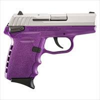Purple SCCY CPX1 9mm