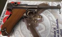 1906 American Eagle Luger 7.65mm