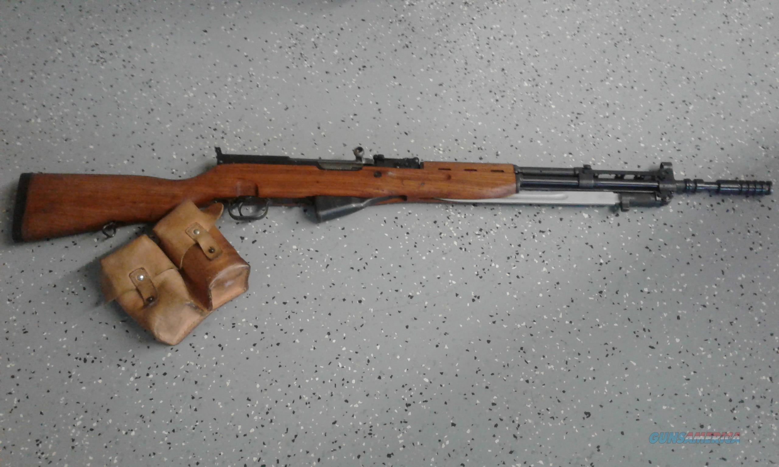 Sks Rifle Yugo 59 66 7 62x39 Still In Cosmolin For Sale