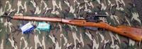 Russian MN 91/30 Sniper Rifle w/Original Scope Iszevsk