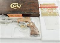 1986 Colt Diamondback 38 6 Inch Nickel NIB