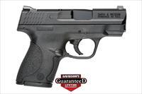 S&W M&P SHIELD 9MM 7/8RD B FS Free Shipping