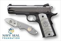 RUGER US NAVY SPECIAL WARFARE COMMANDER
