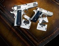 Colt NRA Matched Set .45ACP & .380 Mustang