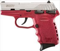 "SCCY Industries CPX-1 TTCR 9mm 3.1"" 10+1Rds"
