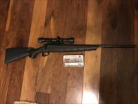 Remington 770 in 30-06 with nice bushnell scope 3-9 and half box of ammo $300