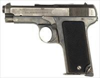 Beretta Model 1915 Military Pistol in 9mm Glisenti.