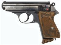 Walther PPK .32 pistol with a