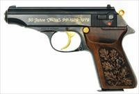Walther 50 Year Commemorative (1886-1986) PP Pistol in .380.