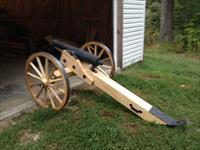 1/2 Scale Napoleon Cannon