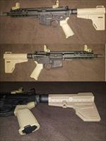 Spikes tactical Crusader AR 15 Compact Length 7.62 x 39