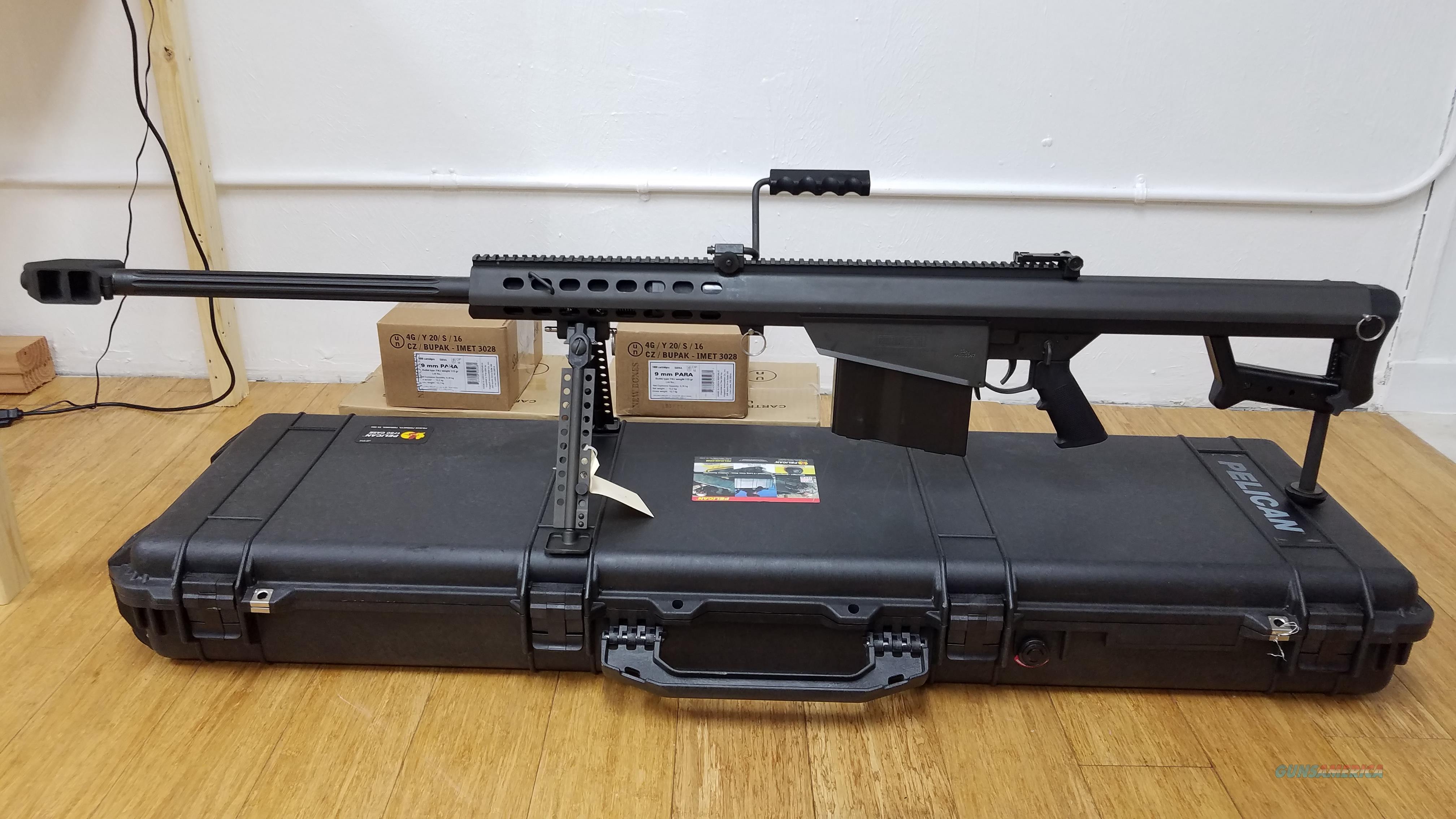 Barrett 82A1 29