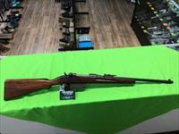 Yugo Mauser M48A 8mm in great shape