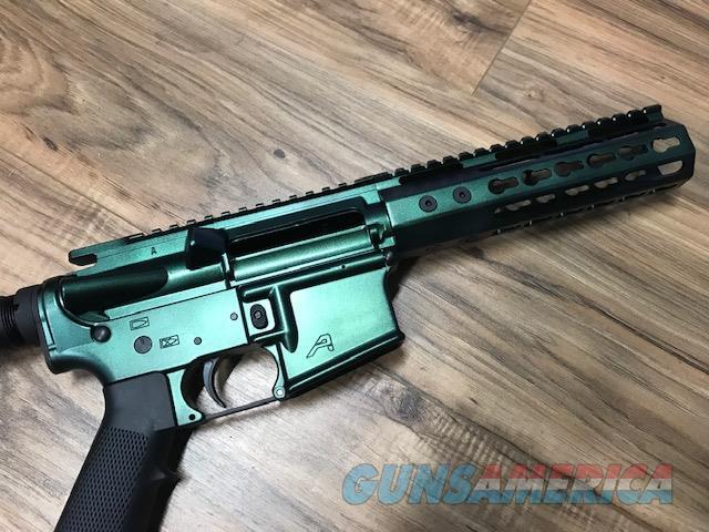 Aero Precision Rifle Build Kit Gun Candy Mako Green AR15 Key-Mod New  Layaway NO CC FEE
