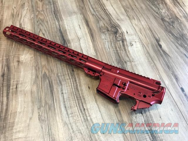 Aero Precision Rifle Build Kit Titan Red Gun Candy M-lok New Layaway