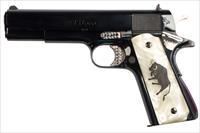 Colt 1911 El Toro 38 Super Royal Blue