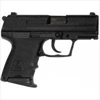 HK P2000 SK (V3) 40 S&W Decocking Button 9-rd (No Safety)