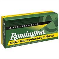 Remington High Performance 32-20 Win 100gr Lead 50/bx