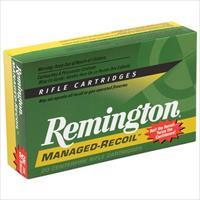 Remington Managed Recoil 30-30 125gr Core-Lokt SP 20/bx