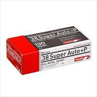 AGUILA 38 SUPER A+P 130GR 50/BOX