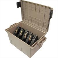 Tactical Mag Can -for 9 (30 Rd) AK-47 Magazines Dk Earth