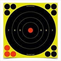 Shoot-N-C 8'' Bull's-Eye Target 500 Sheet Pack