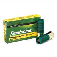 Remington Managed-Recoil Slugger 12ga 2.75'' 1oz Slug 5/bx