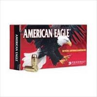 Federal Ammo 9mmMak(9x18) 95g FMJ AM. Eagle