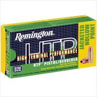 Remington HTP 45 ACP 185gr JHP 50/bx