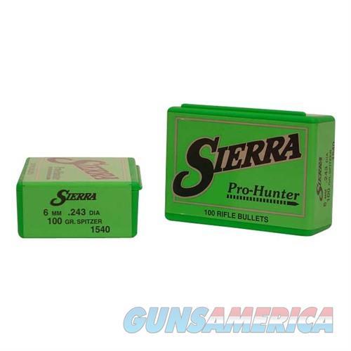 Sierra Bullet 6MM  243 100gr SPT