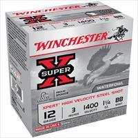 Winchester Ammo 12ga 3in Steel 1.25 1400fps #BB