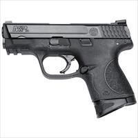 Smith & Wesson M&P9c Compact 9mm 3.5''  Bbl No Thumb Safety