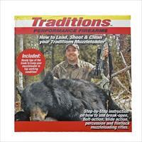 Traditions How To Load, Shoot, and Clean Your Muzzleloader DVD