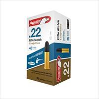 AGUILA 22 MATCH RIFLE 40GR 50/BOX